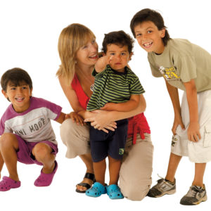 Home-Start Plus – Parents and children under 11 years